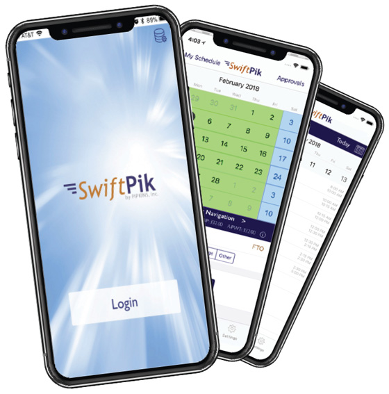 SwiftPik for iOS - screenshots